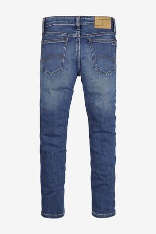 bce48e6c Buy Tommy Hilfiger Boys Blue Simon Skinny Jean from the Next UK ...