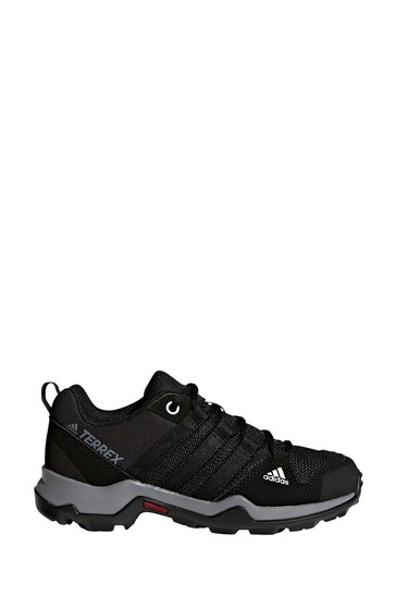 adidas Terrex Black AX2R Junior And Youth Trainers