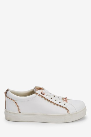 ted baker bow trainers