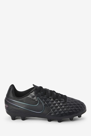 administración Náutico danés  Buy Nike Black Tiempo Club FG Junior & Youth Football Boots from the Next  UK online shop