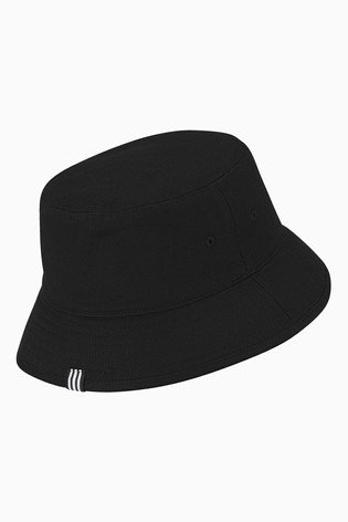 Buy adidas Originals Black Bucket Hat from the Next UK online shop 4528479c9ee