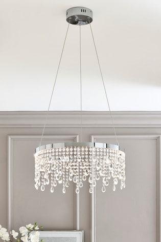Lira Led Pendant From The Next Uk, Remove A Ceiling Light Uk