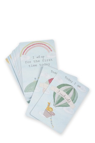 c75331ee73e Buy 24 Pack Baby s First Year Milestone Cards from Next Ireland