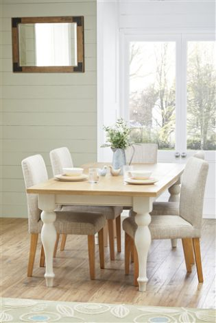 8 seater extending dining table oak shaftesbury painted 68 seater extending dining table buy from the