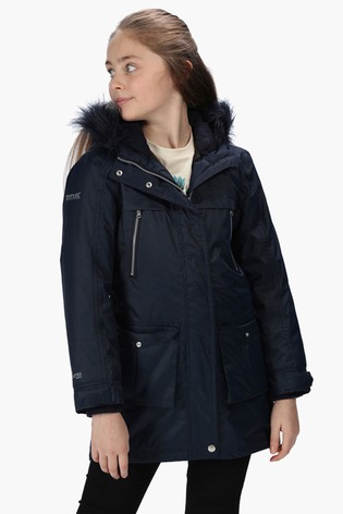 Regatta Haloma Parka Waterproof and Breathable Insulated Jacket
