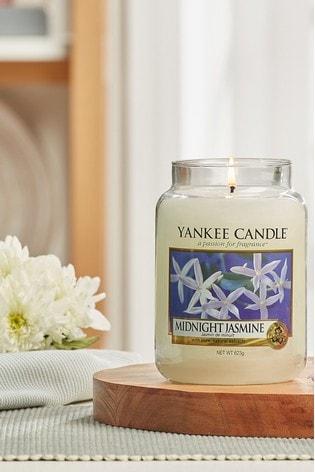 Výsledek obrázku pro yankee candle midnight jasmine