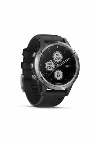 Buy Garmin Fenix 5 Plus Watch From The Next Uk Online Shop