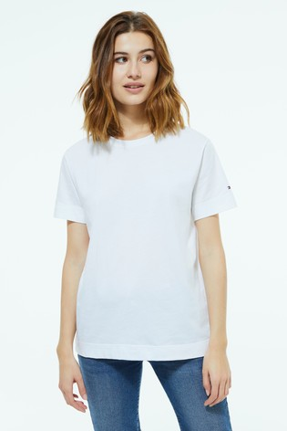 6b5a018e7 Buy Tommy Hilfiger Essential Relaxed T-Shirt from the Next UK online ...