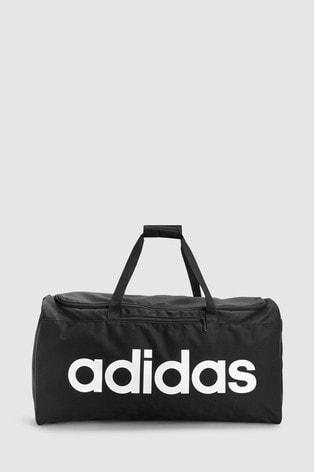 Buy adidas Black Duffle Bag from Next Singapore 07c6627fb72f9