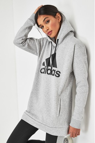 468e398037ce Buy adidas Must Have Badge Of Sport Overhead Hoody from the Next UK ...