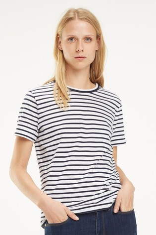 d0eef6e63 Buy Tommy Hilfiger Essential Relaxed T-Shirt from Next Cyprus
