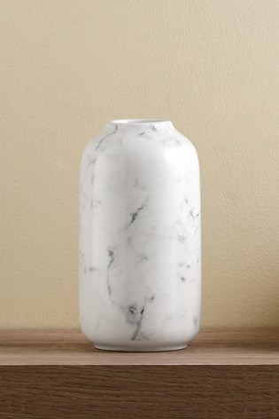 Buy Marble Effect Vase From The Next Uk Online Shop