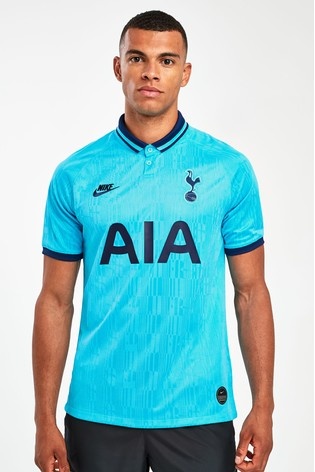 half off c4b06 ca109 Nike Blue Tottenham Hotspur Football Club 2019/20 Jersey