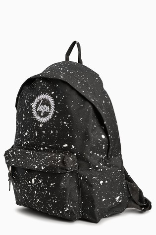 Black White Speckle Backpack  Hype. Black White Speckle Backpack ... 5e877eb54e11a
