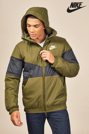 7f11db57d Buy Nike Synthetic Fill Jacket from the Next UK online shop