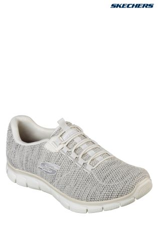 skechers bungee slip on knitted Sale,up