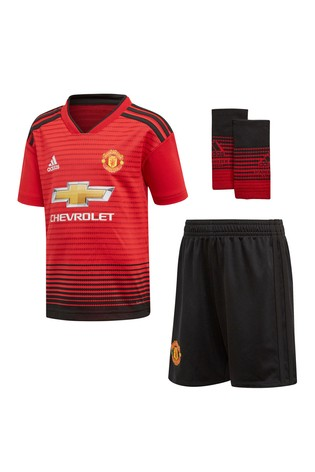 eb68ad0c07b Buy adidas Manchester United FC 2018/19 Mini Kit from Next Hong Kong
