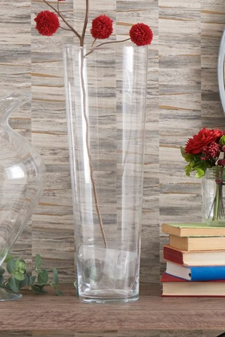 Buy Taper Glass Vase From The Next Uk Online Shop