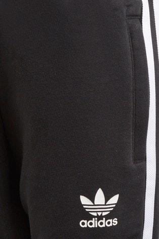 Buy adidas Originals Black Trefoil Jogger from Next Slovakia 81c572582a9