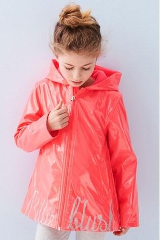 united kingdom promo codes sale online Billieblush Pink Raincoat