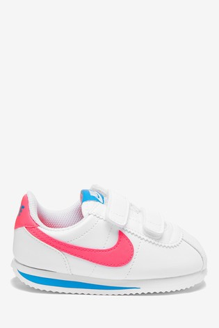 Infant Trainers Whitepink Cortez Nike 4L5RjA