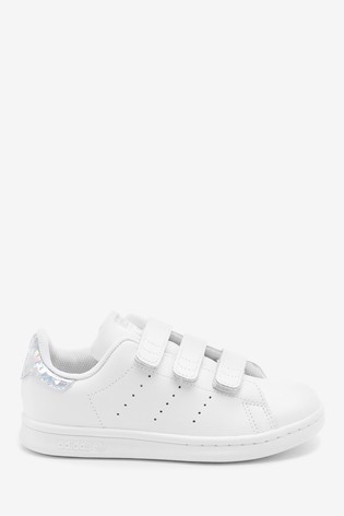 new style 8d31d 967bb adidas Originals Stan Smith Junior Trainers