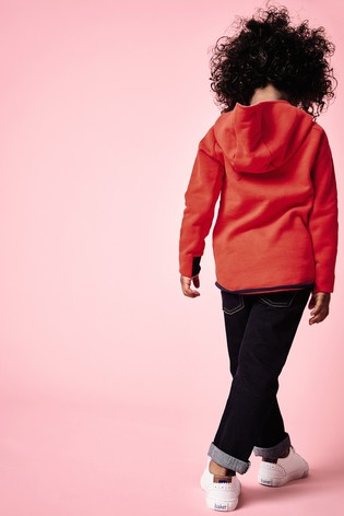 e62f3c68f3c1f Buy baker by Ted Baker Overhead Sweat With Baker Logo In Red from ...