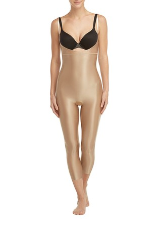 5ae25a36141088 Buy SPANX® Suit Your Fancy Open Bust Catsuit from Next Ireland