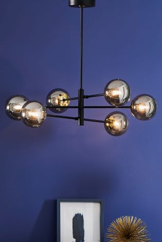Jett 6 Light Fitting