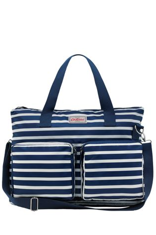 Cath Kidston® Blue Navy Everday Changing Bag ...  sc 1 st  Next & Buy Cath Kidston® Blue Navy Everday Changing Bag from the Next UK ...