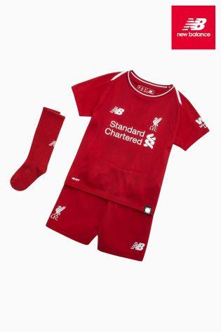 4ea2de1d7 Buy New Balance Liverpool FC 2018 19 Mini Kit from Next Ireland