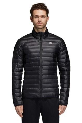 Buy adidas Black Varilite Jacket from Next Slovakia 01720888f09