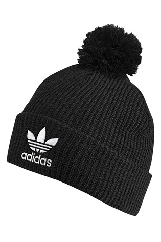 76276f343ce Buy adidas Originals Black Pom Pom Beanie from the Next UK online shop
