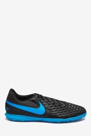 new product 87f18 055b2 Nike Black Legend Club Turf Football Boots