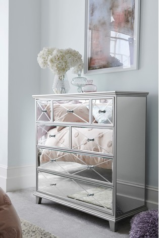 Chest Of Drawers.Florence Multi Chest Of Drawers
