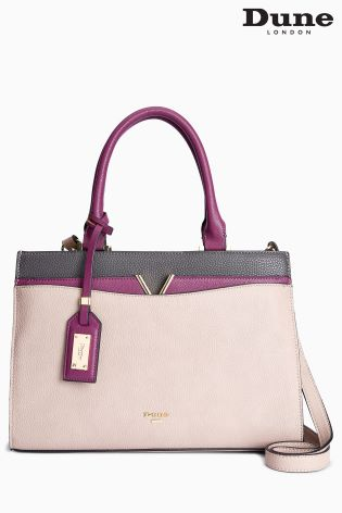 Buy Dune Pink Purple Dalis Handbag from Next Ireland bb0bd182fc52d