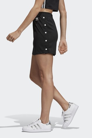 12ae1c7cb013 Buy adidas Originals Black Styling Complements Skirt from the Next ...
