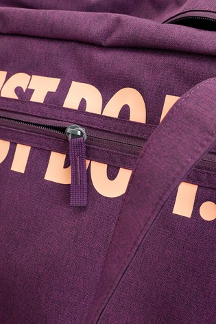 5559b8e28d4b Buy Nike Burgundy Club Duffle Bag from Next Netherlands