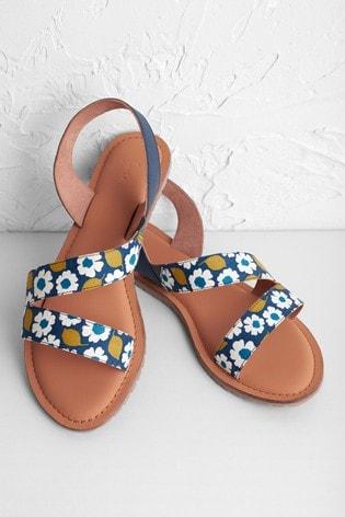 Sun Terrace Seasalt Sandal Blue 8Pnwk0O