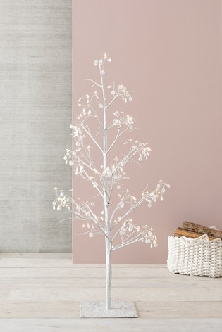 new concept 108a5 bffe9 72 LED Glitter Diamante 5ft Twig Tree