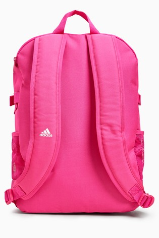 dc4dc38c30 Pink adidas Power Backpack  Pink adidas Power Backpack ...