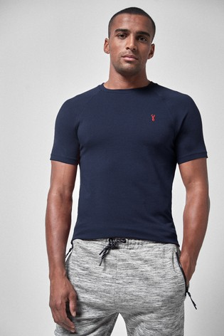 cc95ed88e Buy Muscle Fit T-Shirt from the Next UK online shop
