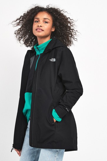 a4a0f0ed2 The North Face® Black Hikesteller Parka Shell Jacket