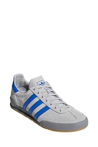 adidas Originals Grey Jeans Trainers