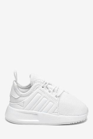 adidas Originals White XPLR Infant