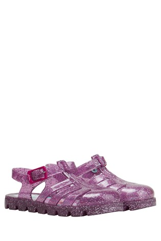 0fddc40882 Buy Joules Pink Multi Strap Jelly Shoe from Next Slovakia