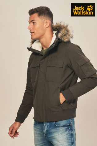 8619af5c1d Buy Jack Wolfskin Brockton Point Jacket from Next Ireland