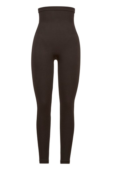 9d6cd0b4ae518 Buy SPANX® Black High Waisted Look At Me Now Leggings from the Next ...
