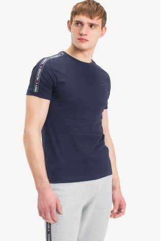 aaaaf2a2 Buy Tommy Hilfiger Authentic Taped T-Shirt from the Next UK online shop