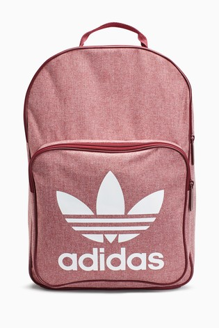 14dd63947346f6 Buy adidas Originals Classic Trefoil Backpack from the Next UK ...